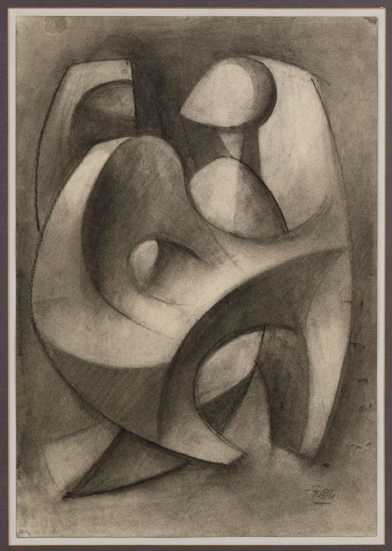 Poletti (American, 20th Century) Artwork Assortment - 10