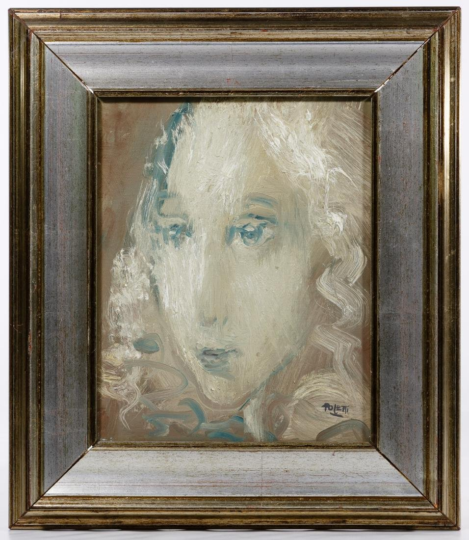 Poletti (American, 20th Century) Artwork Assortment - 2