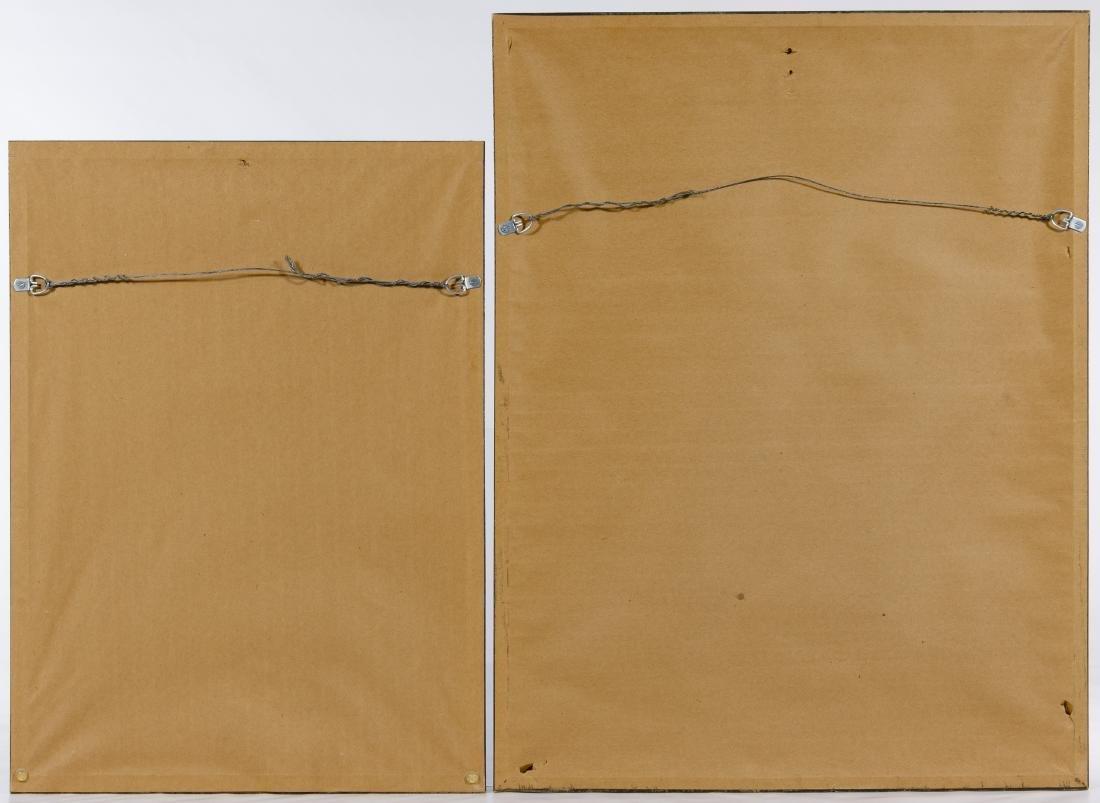 Poletti (American, 20th Century) Artwork Assortment - 7
