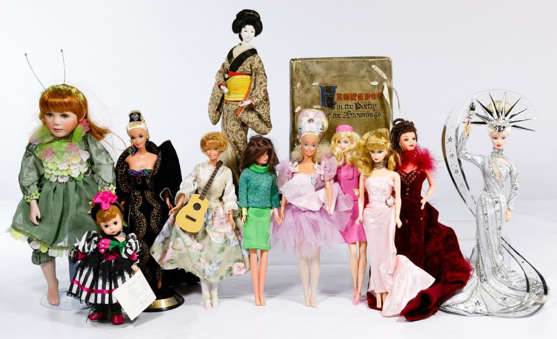 Mattel Barbie and Collectable Doll Assortment