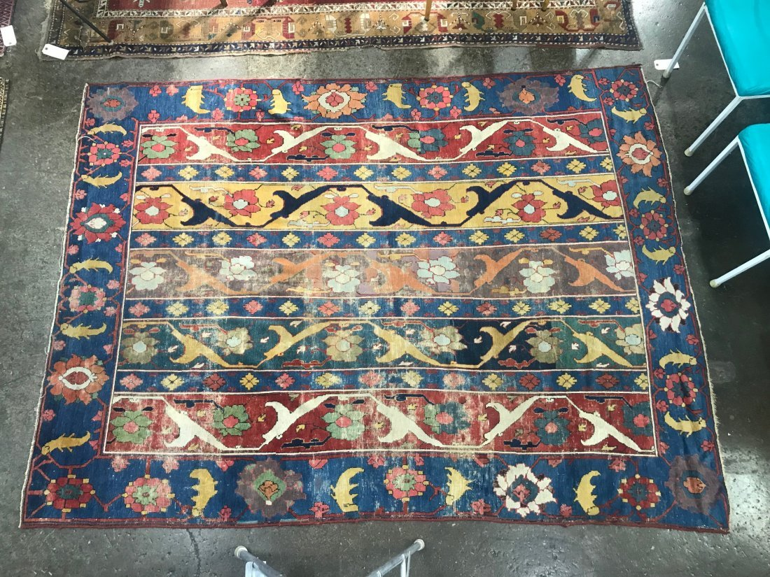 Persian Wool Rug Assortment - 10