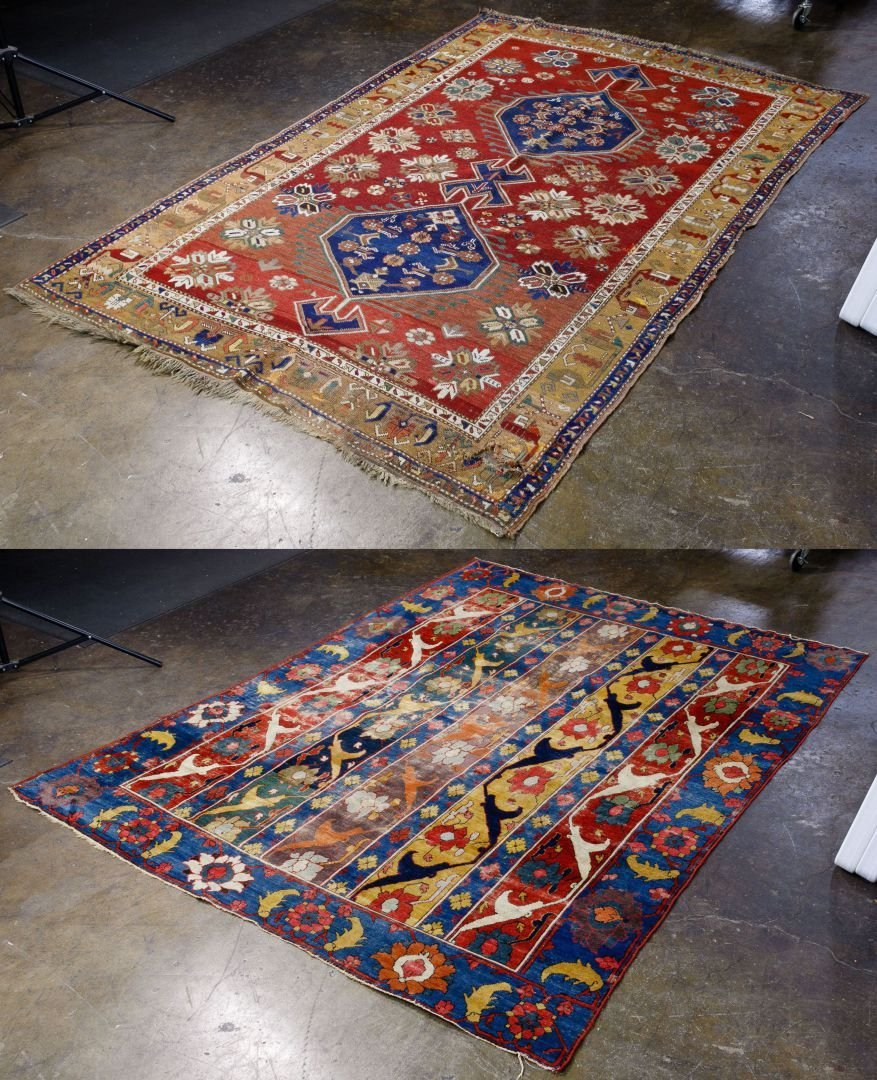 Persian Wool Rug Assortment