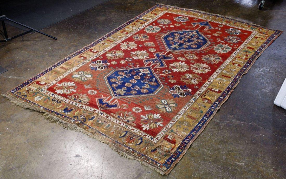 Persian Wool Rug Assortment - 2