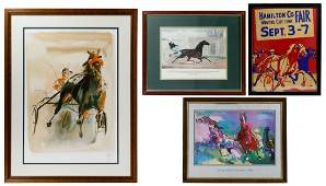 Harness Racing Print and Poster Assortment