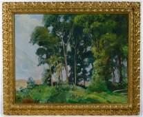John Newton Howitt (American, 1885-1958) Oil on Canvas