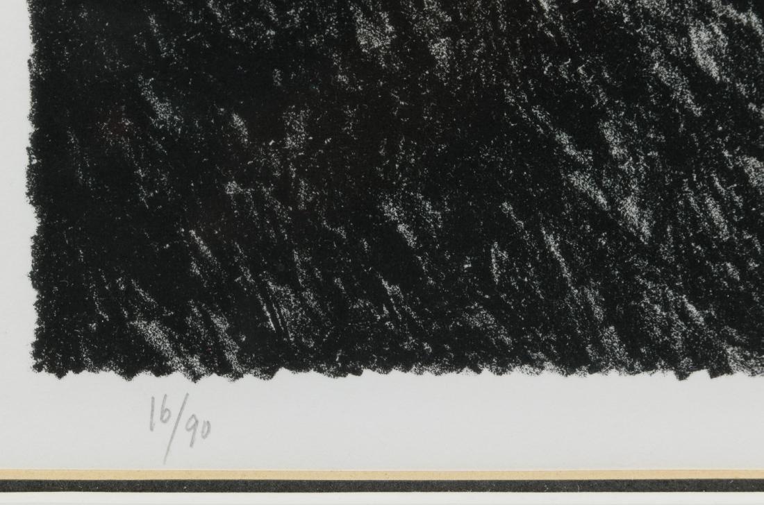 Robert Kipniss (American, b.1931) 'Shack with Tree in - 4