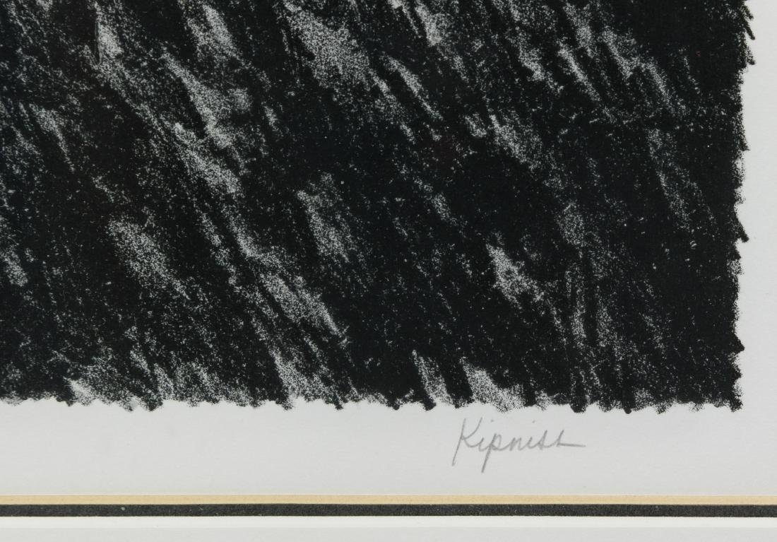 Robert Kipniss (American, b.1931) 'Shack with Tree in - 5