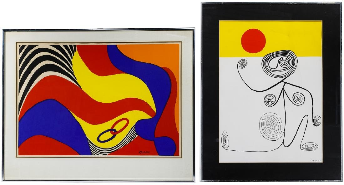 Alexander Calder (American, 1898-1976) 'South America