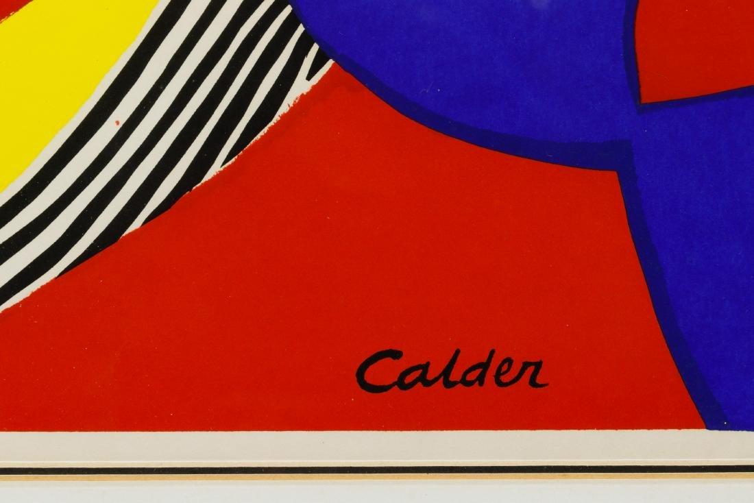 Alexander Calder (American, 1898-1976) 'South America - 4