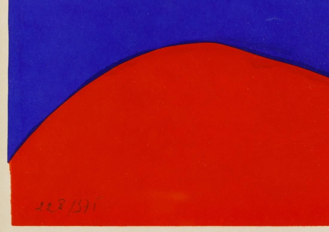 Alexander Calder (American, 1898-1976) 'South America - 5