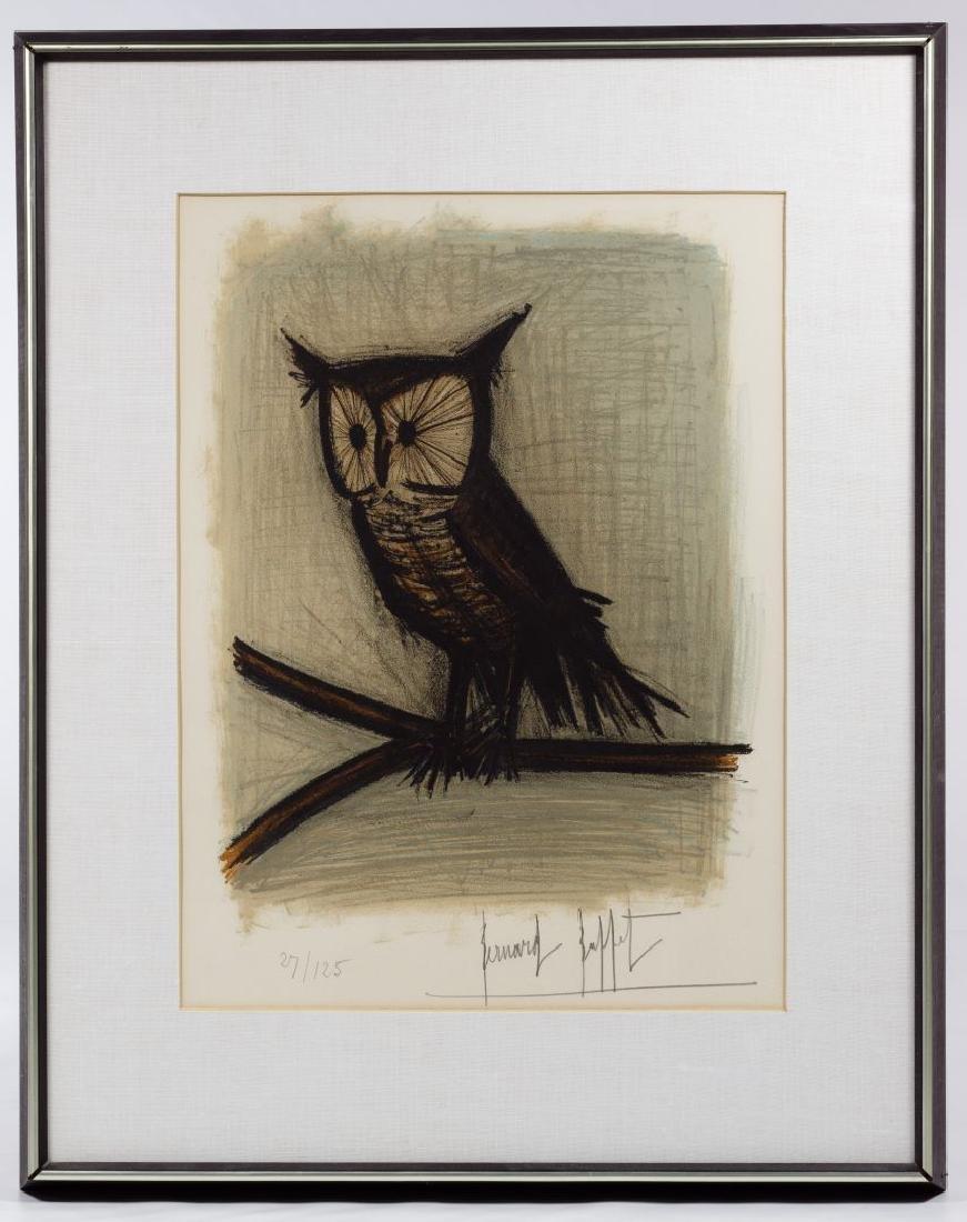 Bernard Buffet (French, 1928-1999) 'Little Owl'