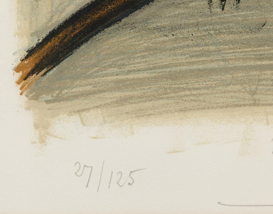 Bernard Buffet (French, 1928-1999) 'Little Owl' - 5