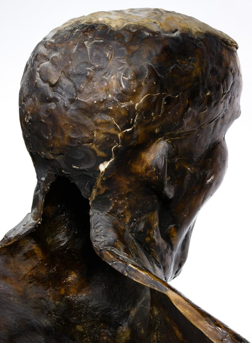 Frank Gallo (American, b.1933) Resin Figure - 5