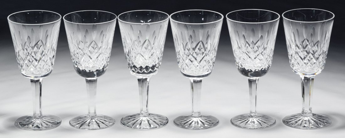 Waterford Crystal 'Lismore' Stemware Collection - 3