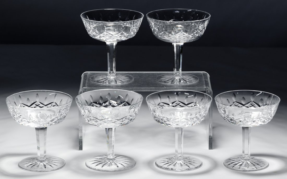 Waterford Crystal 'Lismore' Stemware Collection - 5