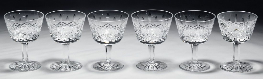 Waterford Crystal 'Lismore' Stemware Collection - 4