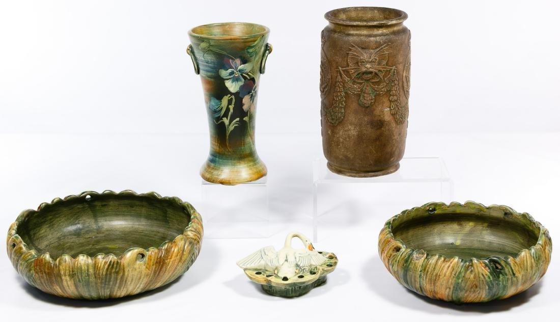 Weller Pottery Assortment