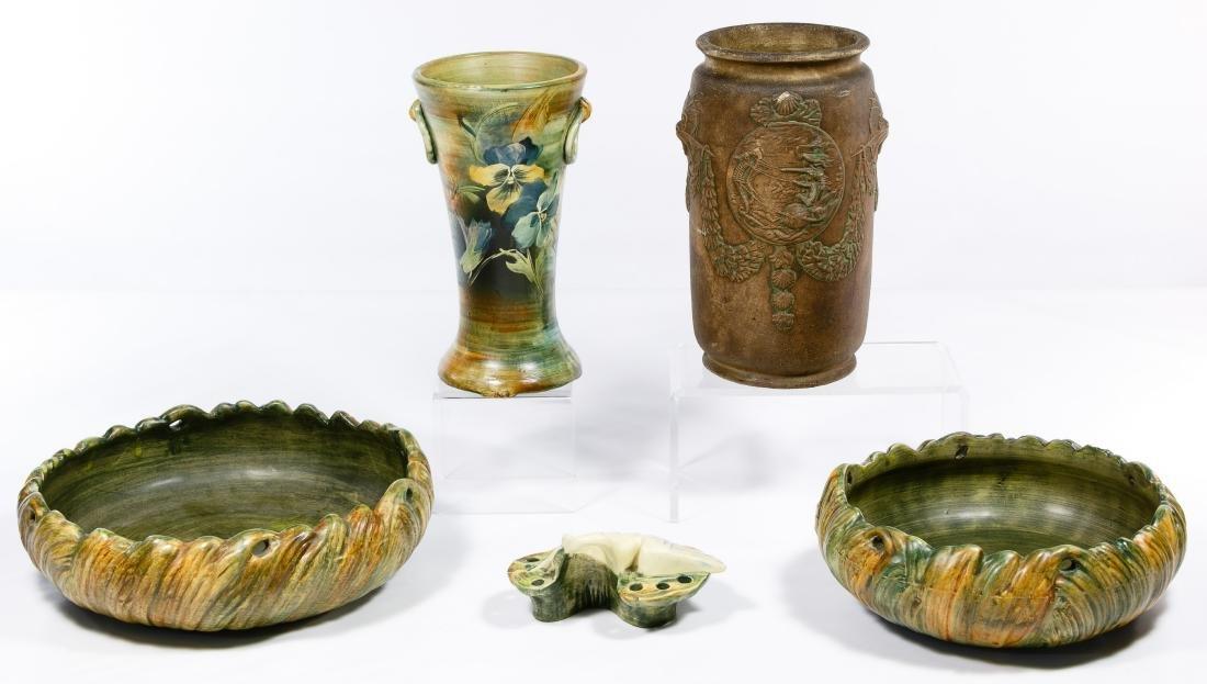 Weller Pottery Assortment - 2