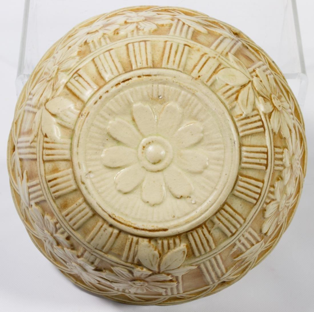 Weller Pottery 'Clinton Ivory' Planter Assortment - 4
