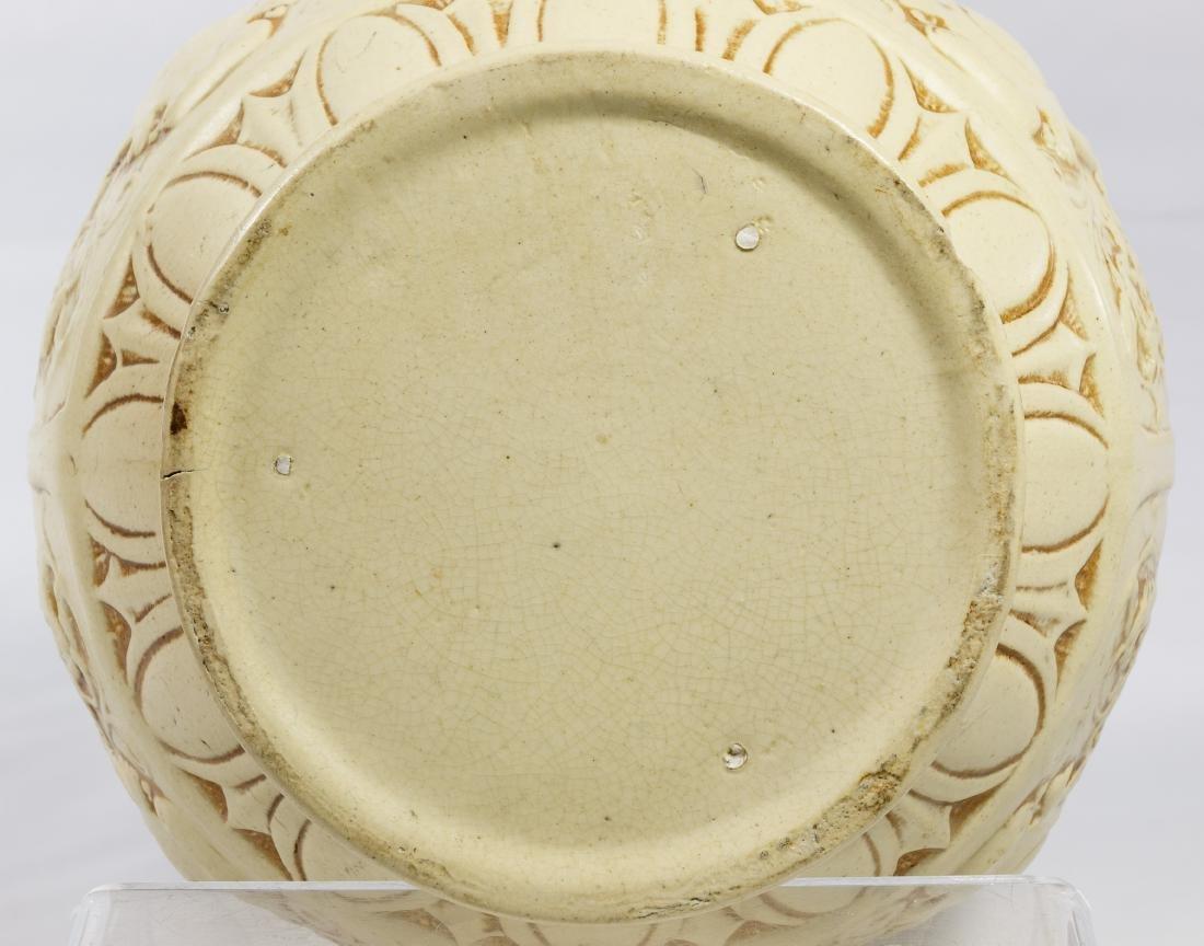 Weller Pottery 'Clinton Ivory' Planter Assortment - 6