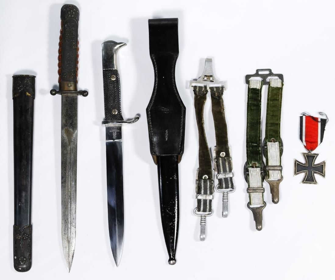 World War II German Military Assortment - 2