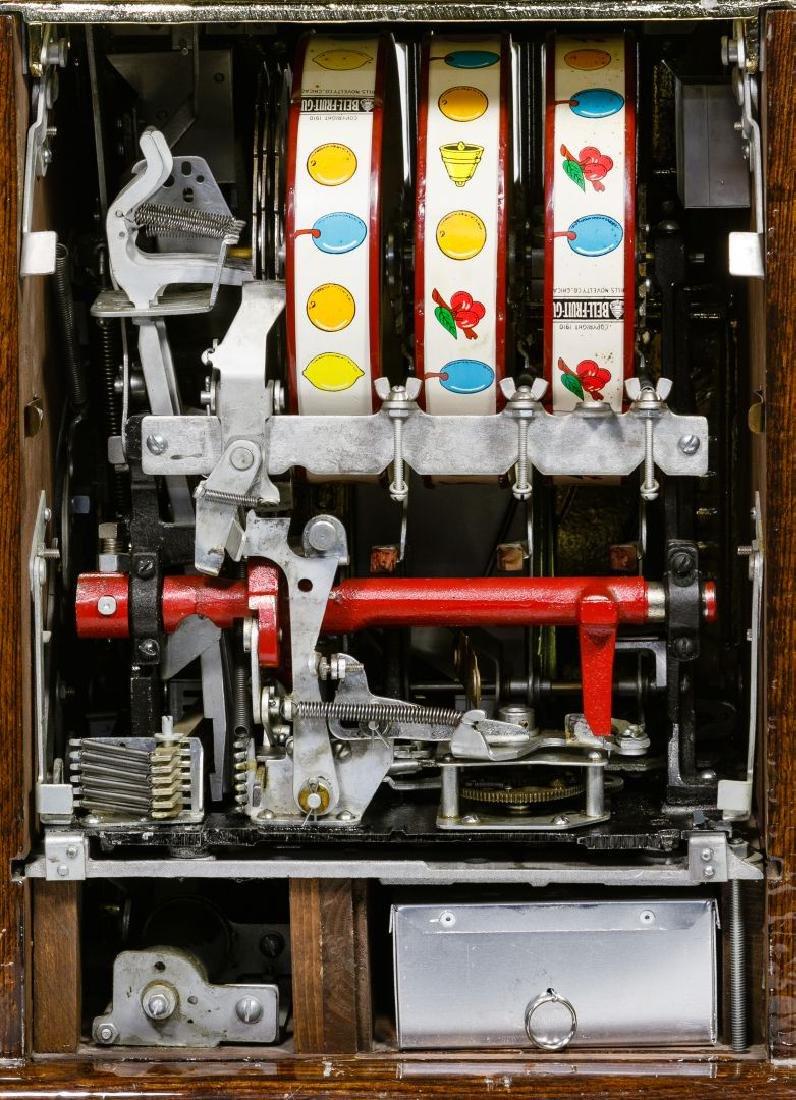 Mills 'War Eagle' 25c Slot Machine - 4