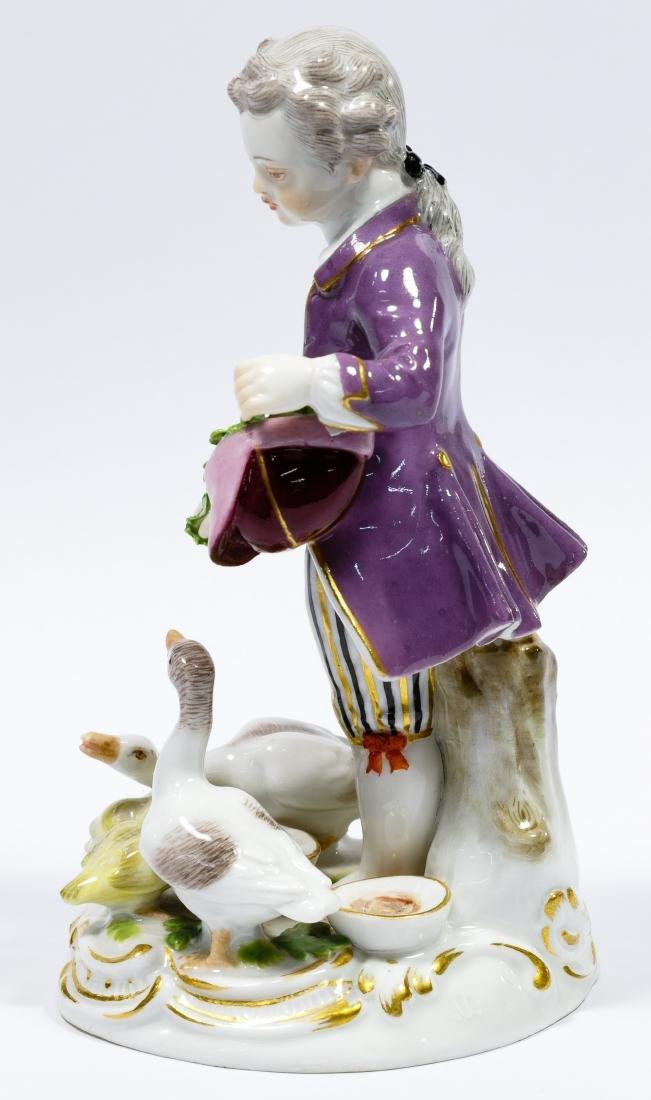 Meissen Porcelain Figurine - 2