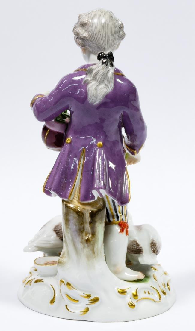 Meissen Porcelain Figurine - 3