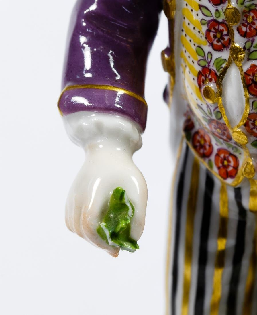 Meissen Porcelain Figurine - 5