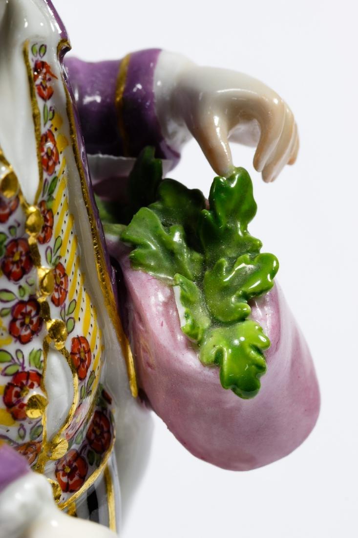 Meissen Porcelain Figurine - 6