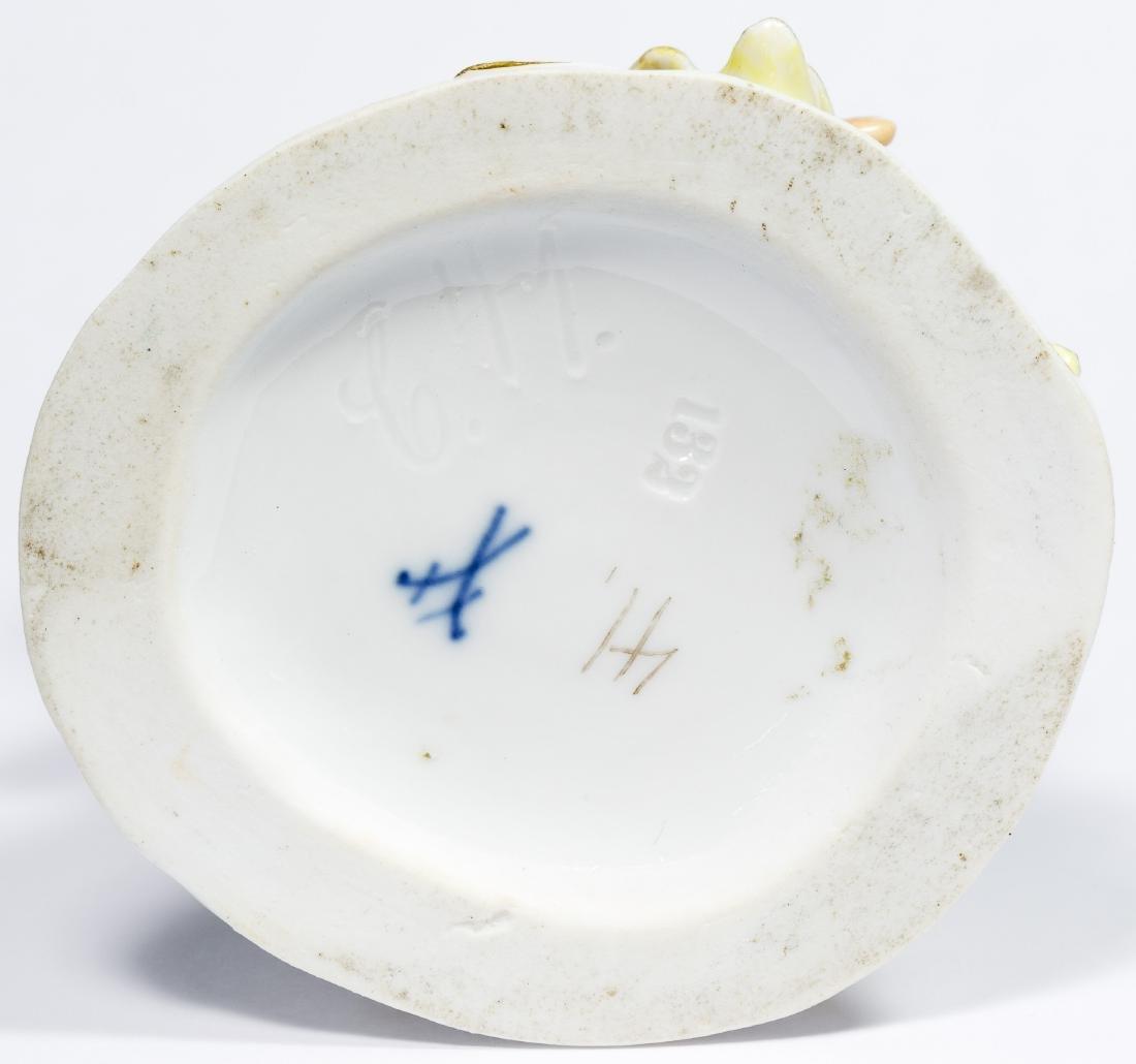 Meissen Porcelain Figurine - 7