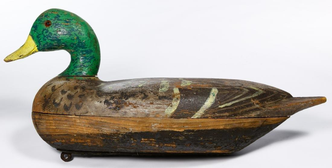 Charles Perdew Duck Decoy - 2