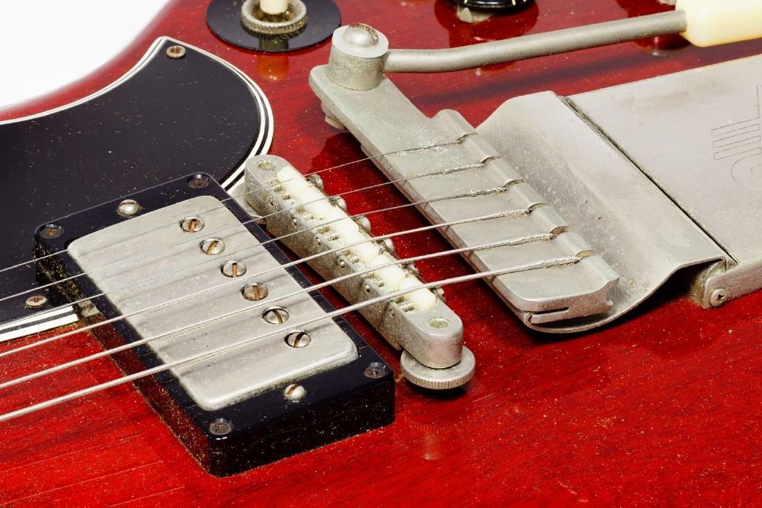 Gibson SG Standard Cherry Electric Guitar - 10