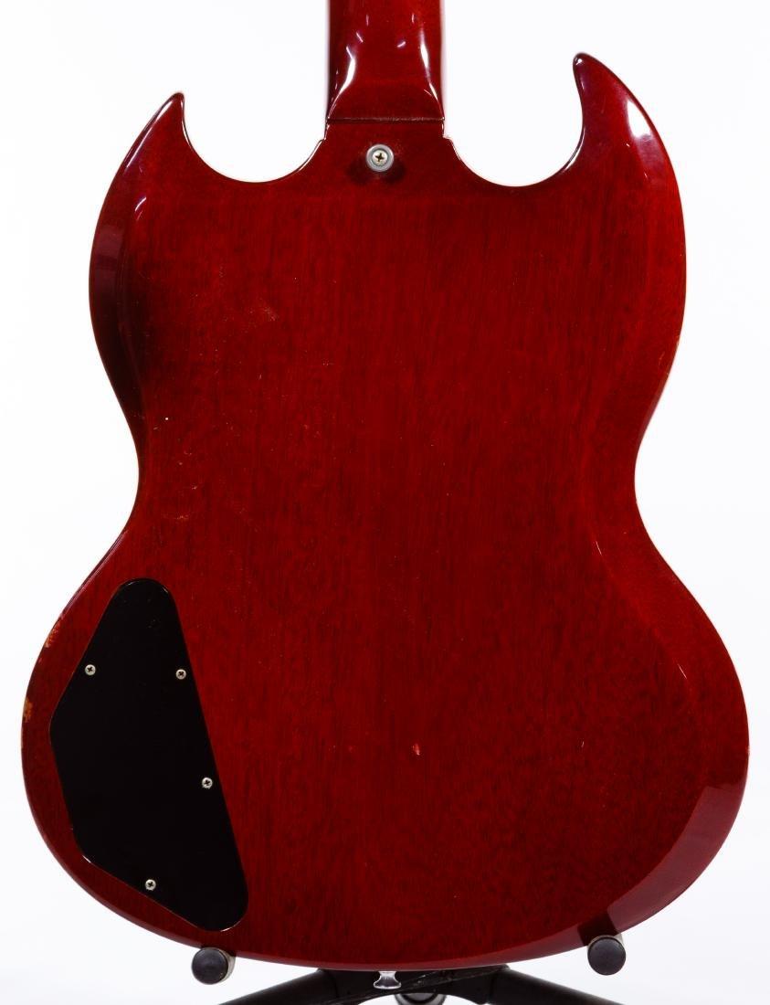 Gibson SG Standard Cherry Electric Guitar - 4