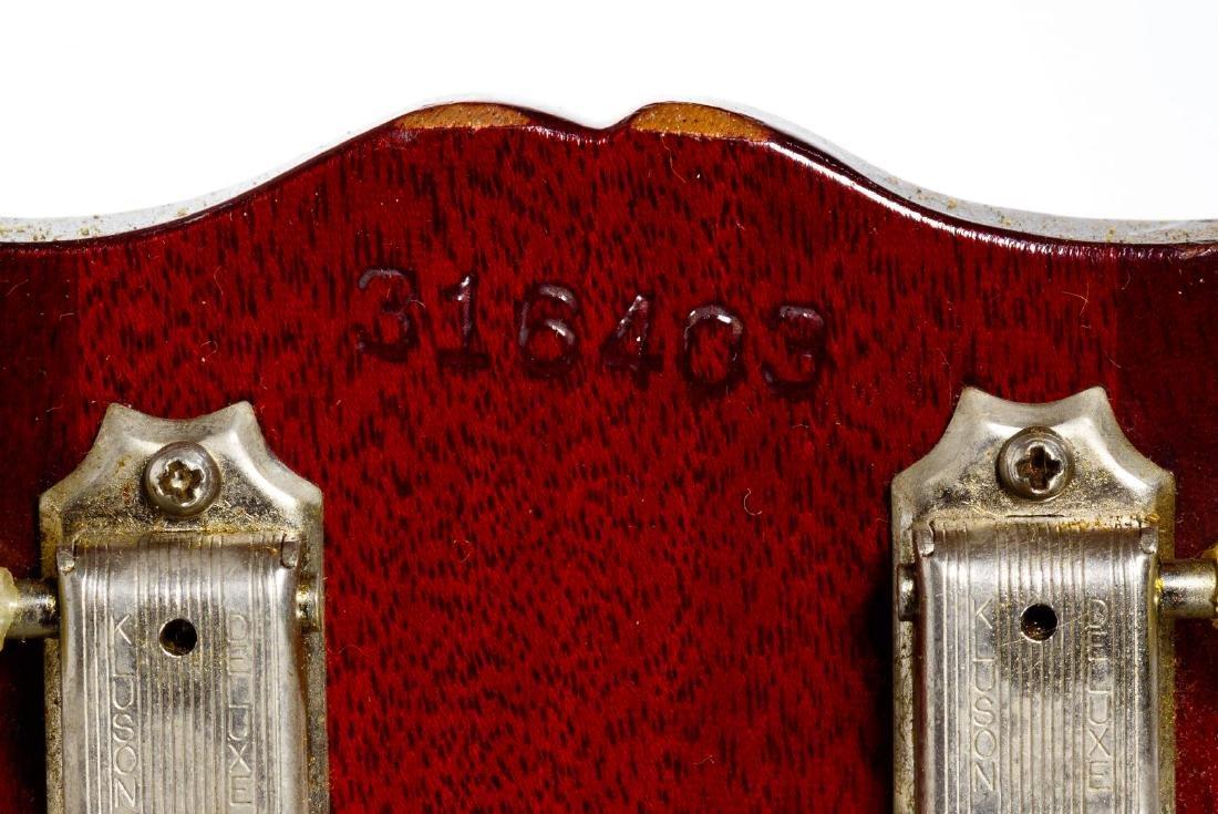 Gibson SG Standard Cherry Electric Guitar - 7