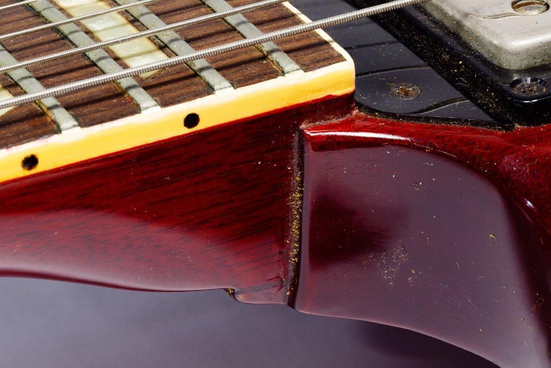 Gibson SG Standard Cherry Electric Guitar - 9