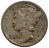 1942/1 10c F