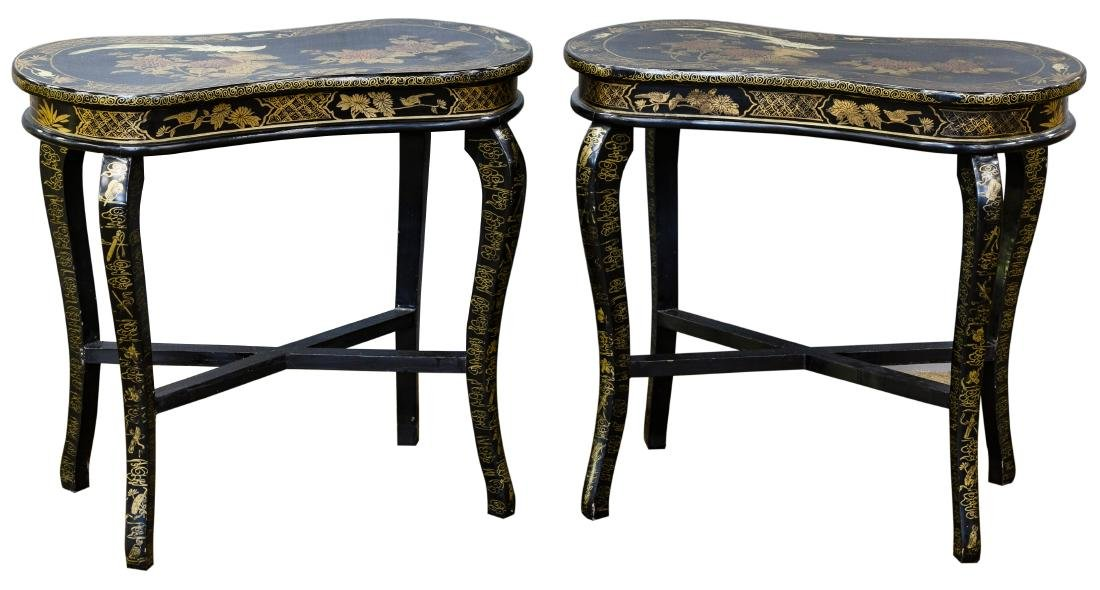 Asian Side Tables