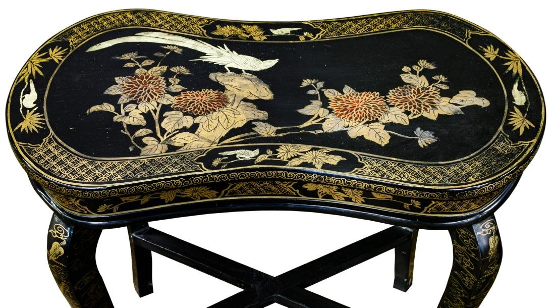 Asian Side Tables - 2