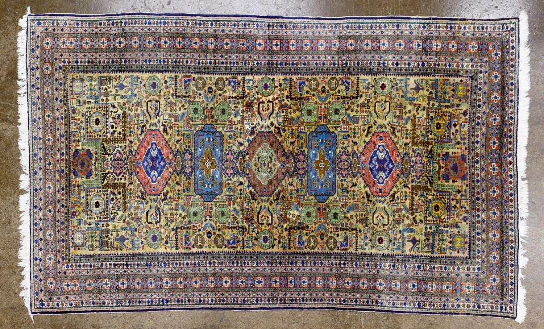 Caucasian Baku Style Rug