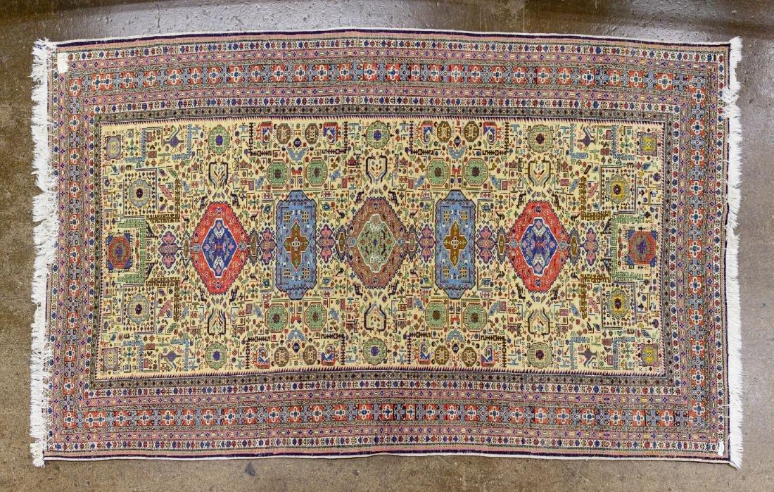 Caucasian Baku Style Rug - 2
