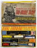 Gilbert American Flyer HO Model Train Assortment