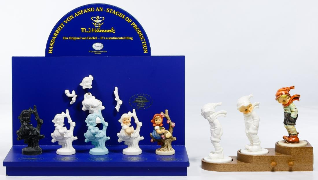 Hummel Progression Figurine Assortment