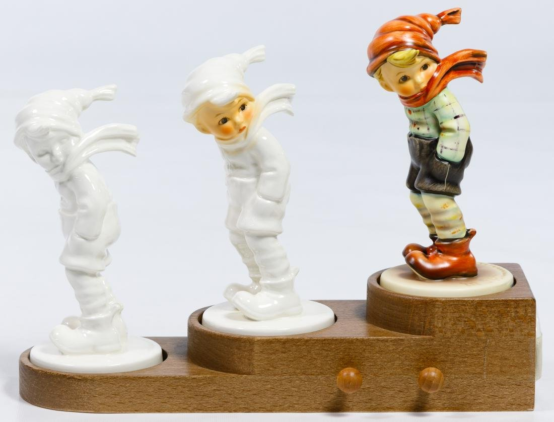 Hummel Progression Figurine Assortment - 3