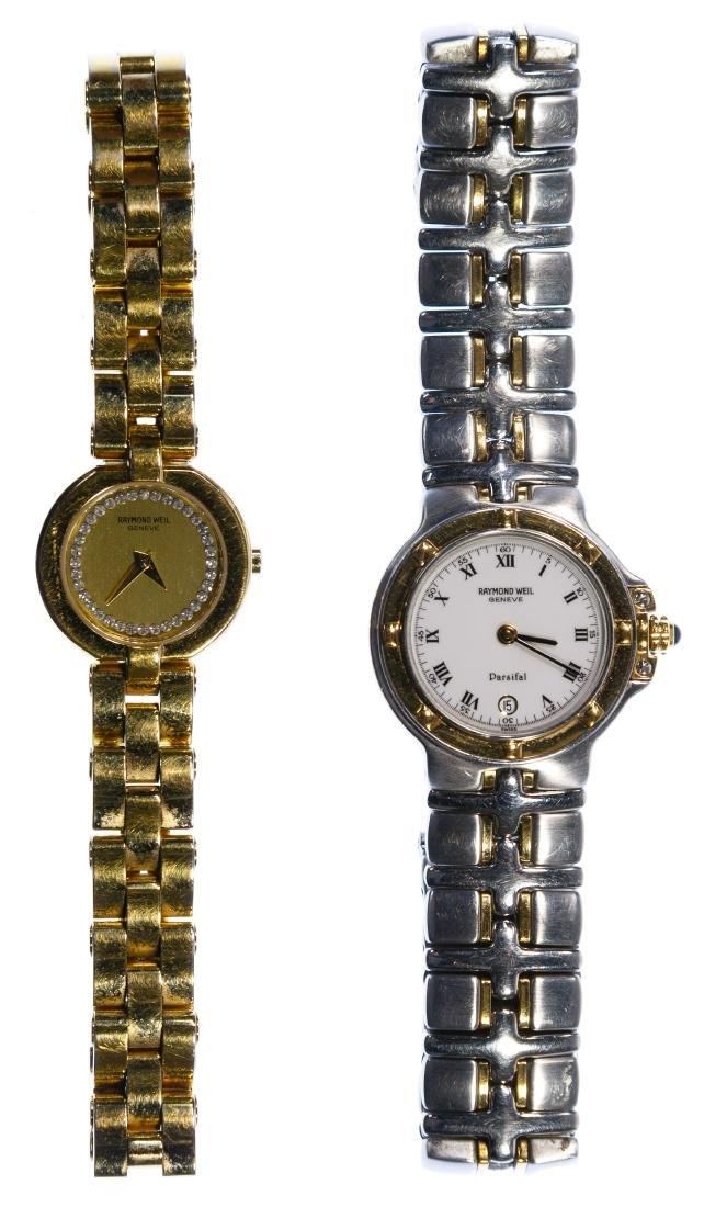 Raymond Weil Wrist Watches - 2