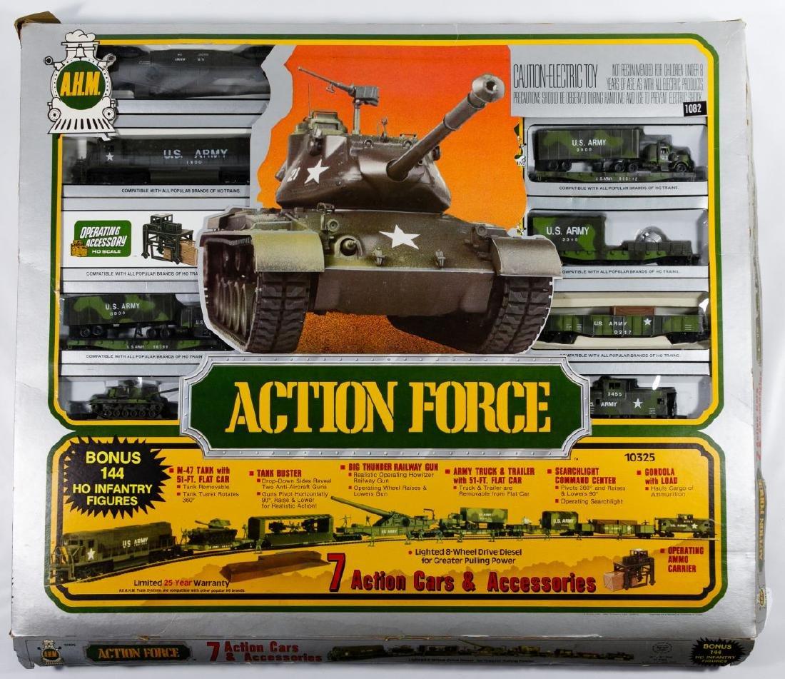 Model Train Set Assortment - 2