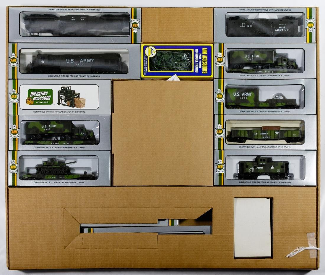 Model Train Set Assortment - 3