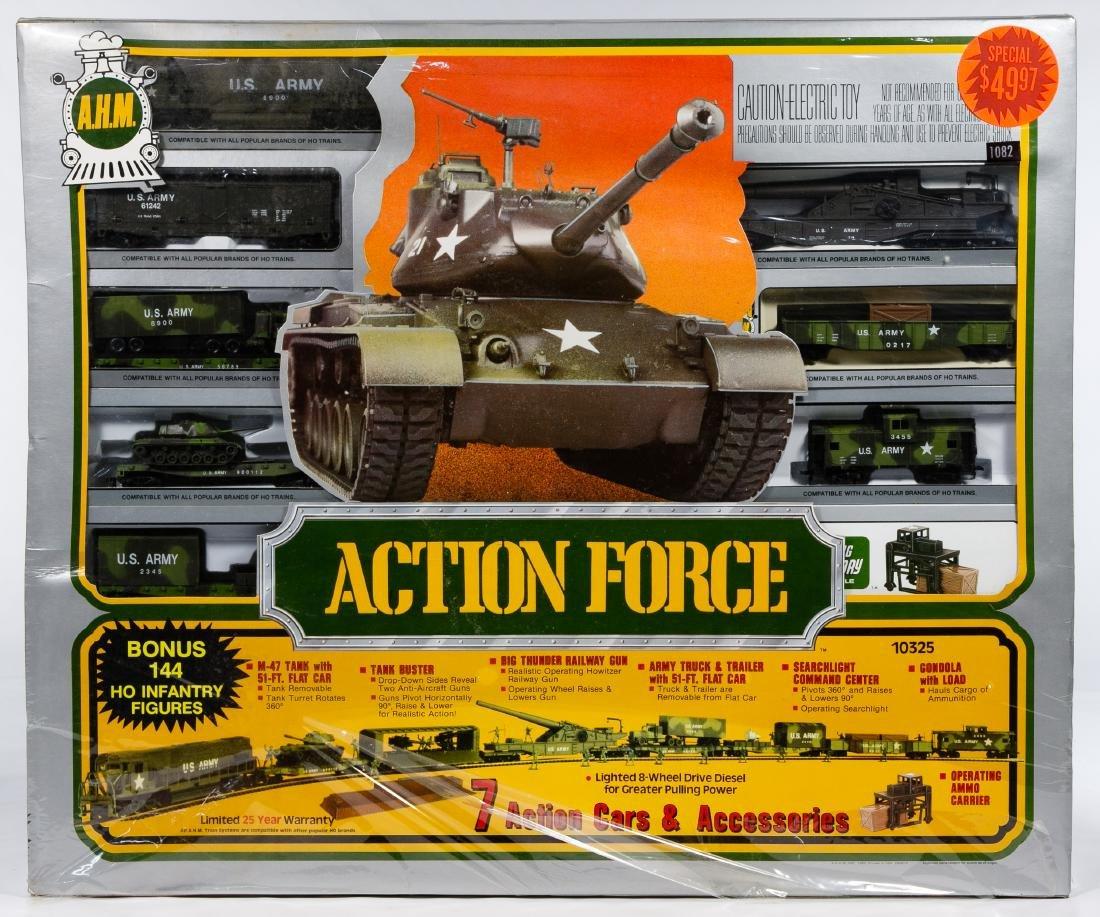 Model Train Set Assortment - 4