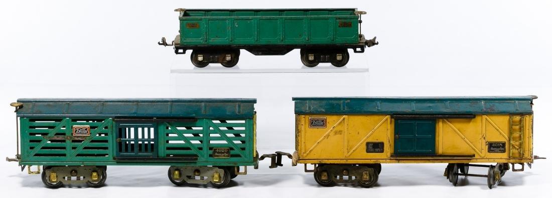 American Flyer Standard Gauge Model Train Set - 2