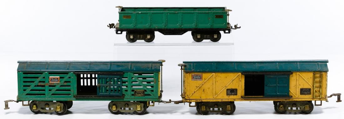 American Flyer Standard Gauge Model Train Set - 3